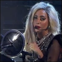 Lady Gaga canta Hair [Jamey Rodemeyer Tribute]
