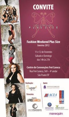 Convite FWPS Inverno 2012