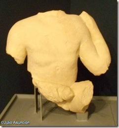 Masturbador - conjunto escultórico de Porcuna - Museo de Jaén