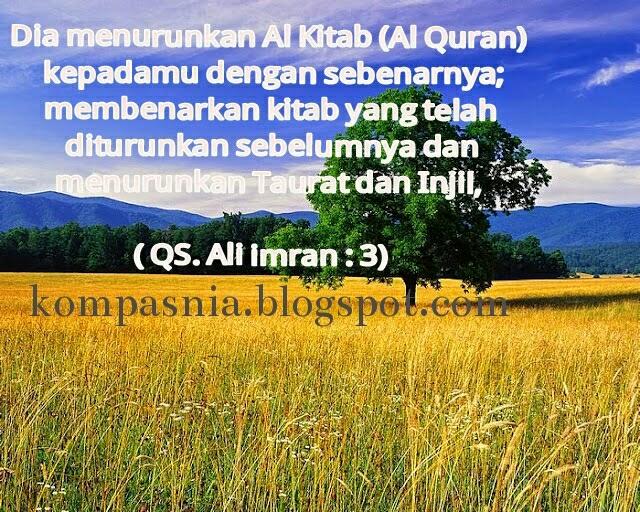 ali imran ayat 3