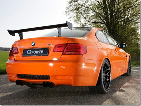 2011-G-Power-BMW-M3-GTS-Rear