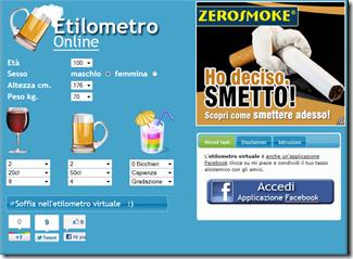 etilometro online