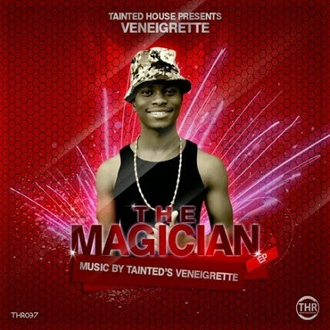 Veneigrette-The Magician EP-2015- so 9dades