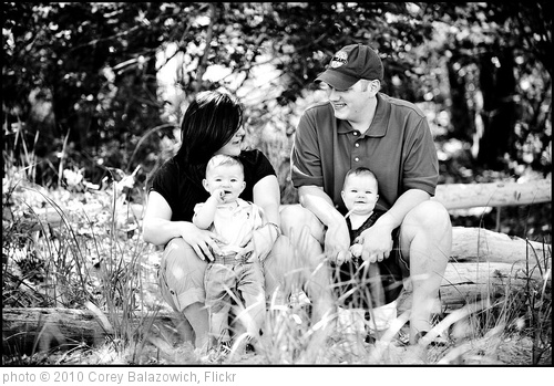 'Portraits: The Reed Family' photo (c) 2010, Corey Balazowich - license: http://creativecommons.org/licenses/by-nd/2.0/