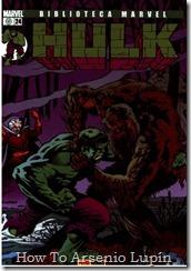 P00024 - Biblioteca Marvel - Hulk #24