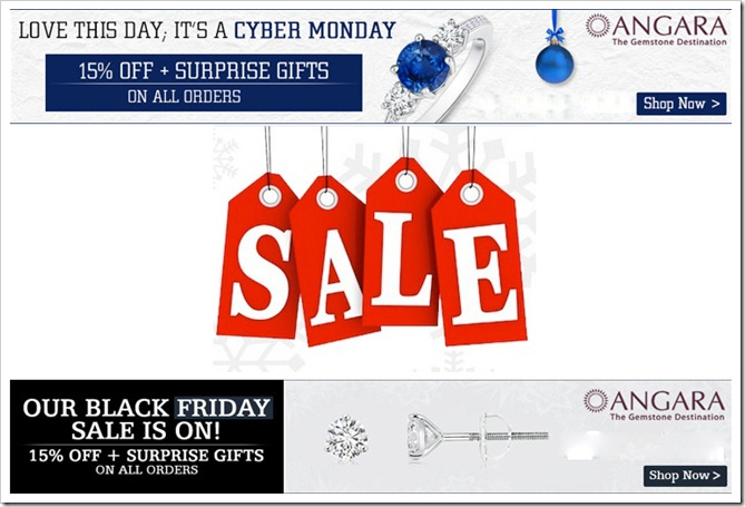 Cyeber Moday and Black Friday offers
