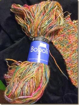 cowl yarn