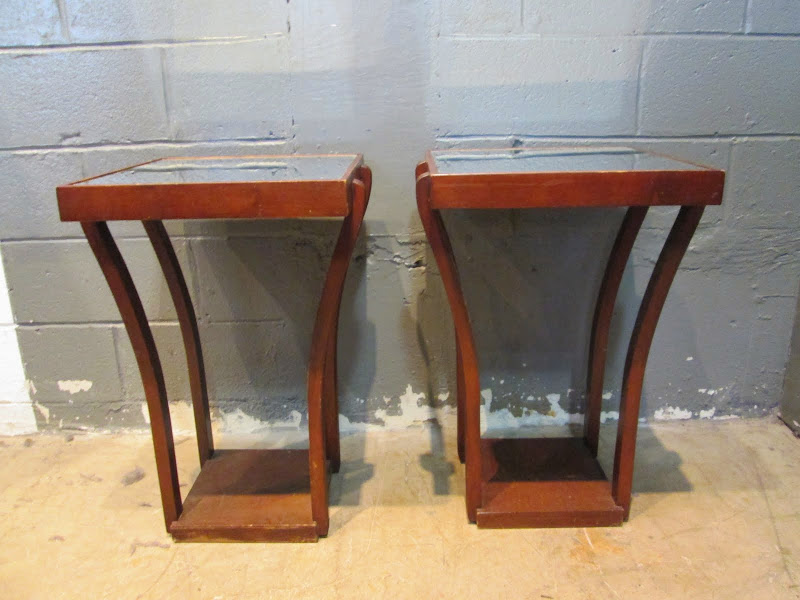 Side Table Pair