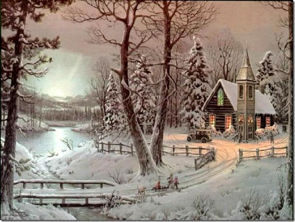 paisajes navidad (5)