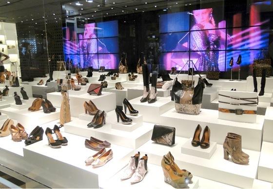 Schutz abre loja exclusiva em Curitiba no Park ShoppingBarigui.