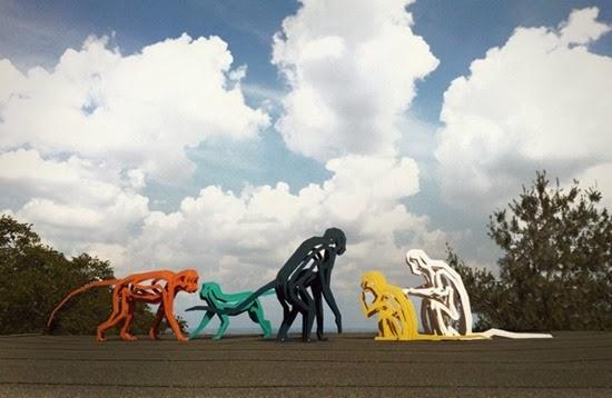 Esculturas de Márton Jancsó 07