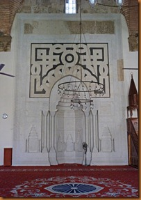 Ephesus, mosque N