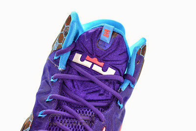 lebron11 summit lake hornets 18 web white The Showcase: Nike LeBron XI Summit Lake Hornets