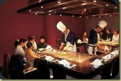 restaurante_-_teppan_yaki_-_interior