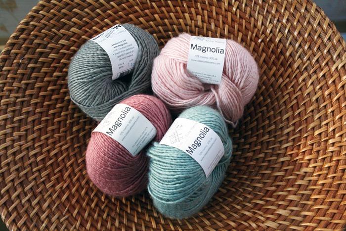 mitten yarn