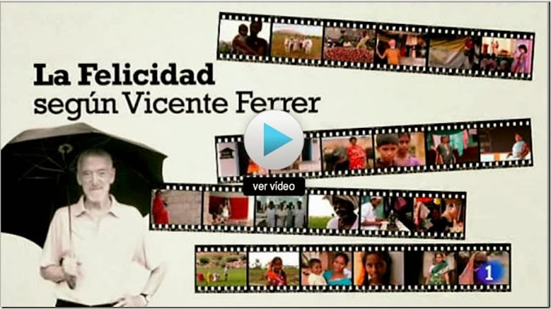 La Felicidad según Vicente Ferrer