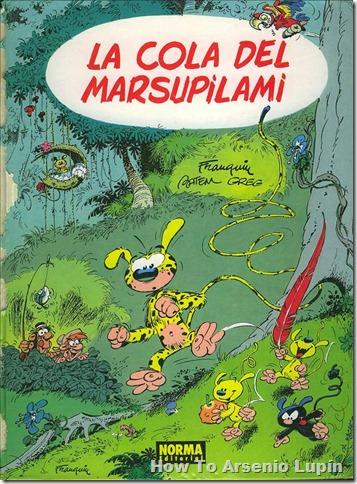 P00001 - Marsupilami - Nº #1