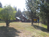 Red River Ranger Station