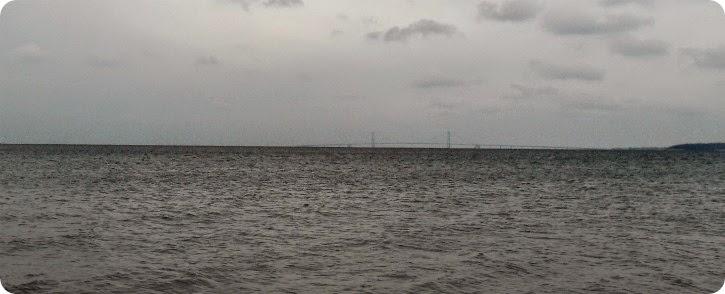 Udsigten ved Kobæk Strand