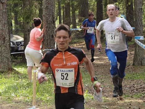 XL Kalevi Suvejooks, esimese päeva finiš