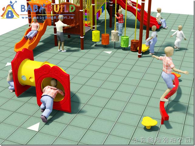 BabyBuild 平衡遊戲設施