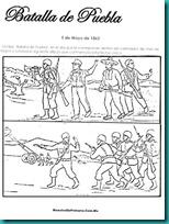 batalla de puebla, 5-5 jugarycolorear (4)