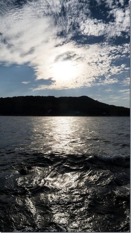 nebo in morje