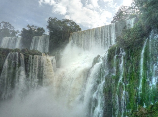 Iguazu Iguacu falls 7