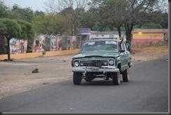 Venezuela car wave
