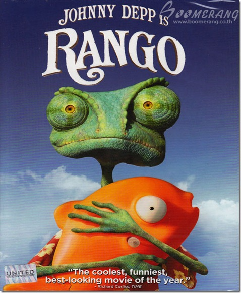 ดูหนังออนไลน์ Rango แรงโก้ ฮีโร่ทะเลทราย[HD Master]