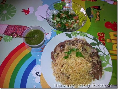 Nasi Arab Mandy Kambing 18