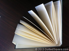 DIY book binding