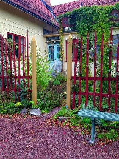 Köksträdgård, Dala Floda Värdshus