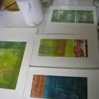 Monotypes de Carsten