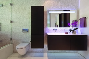 baño-de-lujo-casa-laurel-way-Beverly-Hills-California