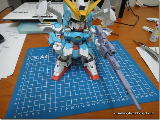 SD Wing Zero Custom-007