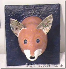 Fox HEad complete
