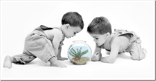 boys with fishbowl copy