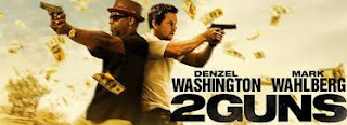 "Denzel Washington – Mark Wahlberg, nouveau duo hollywoodien dans ""2 Guns"""