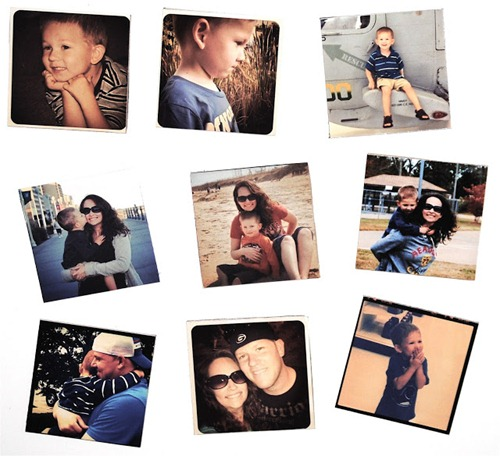 instagram magnets at happy go lucky