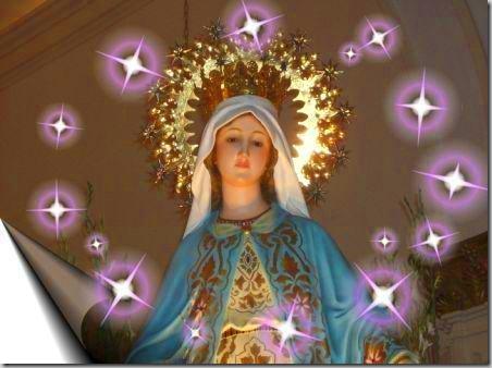 De La Virgen Maria Medalla Milagrosa