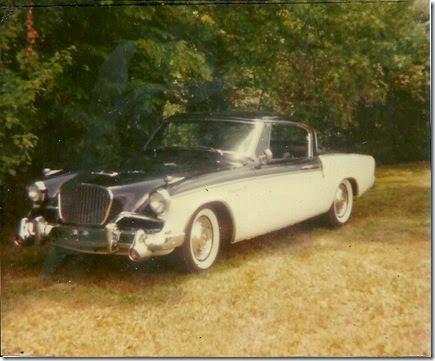 1956 Power hawk shirl