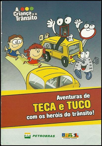 CAIC A Criança No Trânsito 10001