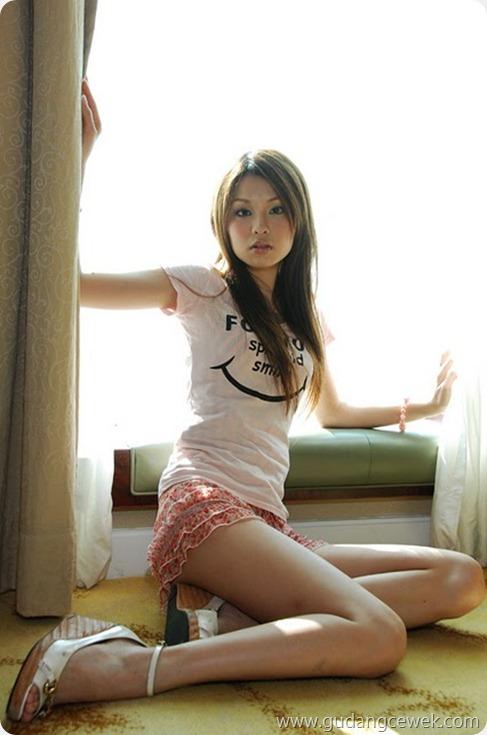 Model Korea Cantik dan Seksi || gudangcewek.com