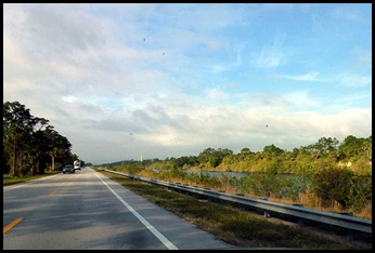 03 - Heading toward Lake Okechobee - Canal to Atlantic