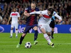 Hasil Barcelona vs PSG