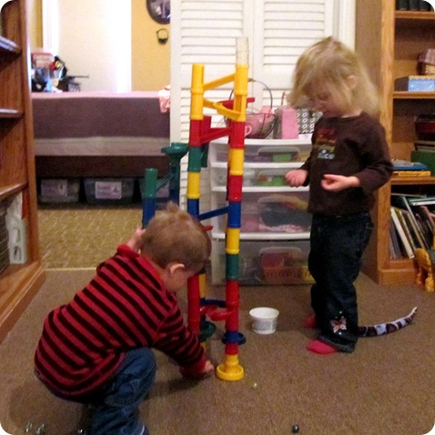 Playing Marble Works