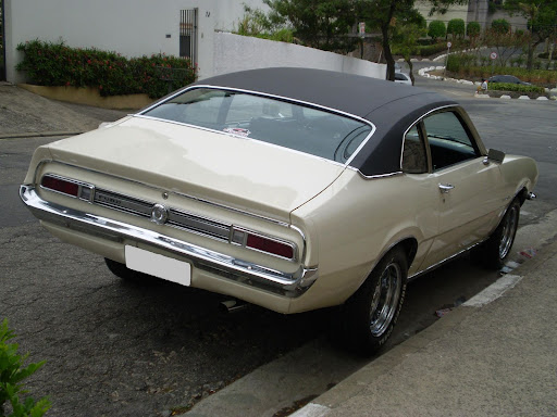 Maverick 1974 Super Luxo Ford