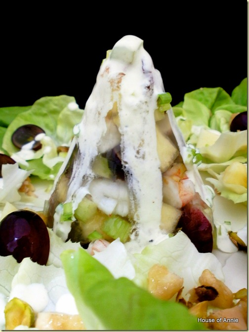 &quot;Tall-dorf&quot; salad