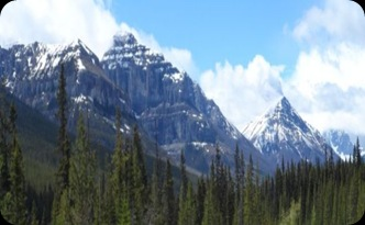 BanffNationalPark-Highway93-LakeAltrude-LakeLouise-PostHotel-TransCanadaHighway 16